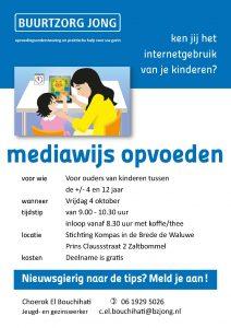 Mediawijs opvoeden BZJ Zaltbommel